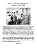 Japanese Internment DBQ