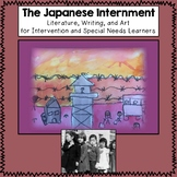 Japanese Internment Unit: Reading, Writing, Art