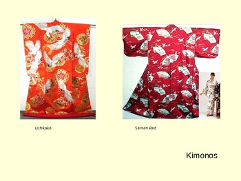 Japanese Kimonos Presentation