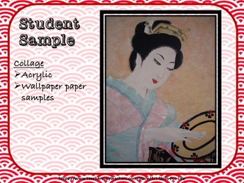Japanese Ladies Art Project