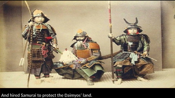 Japanese Military Society Paragraph