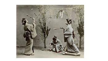 Japanese New Year - Hagoita