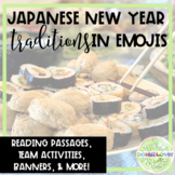 Japanese New Year Traditions in Emojis + Digital Access