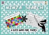 Japanese: Ninja Search Hiragana game