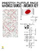 Japanese Numbers Puzzle Page (Wordsearch and Criss-Cross)
