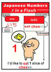 Learn Japanese Numbers with Mnemonics
