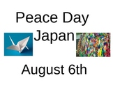 Japanese Peace Day Powerpoint