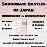Japanese Shogunate Castles - Shogunate Japan