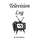 Japanese Television Log
