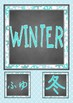 Japanese Winter classroom display