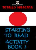 Japanese for Beginners Hiragana Reading Program: Activity
