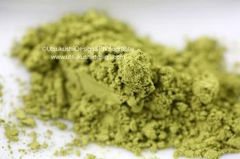 Japanese photo - Green tea powder