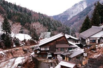Japanese photo - Jigokudani - Snow monkey park Nagano