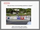 Japanese vending machine