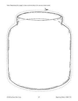 Jar (Make Books with Children)