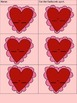 Jar of Hearts Valentine Themed Subtraction Game