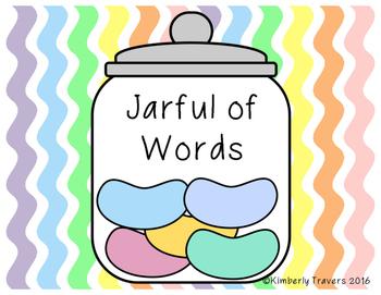 Jarful of Words