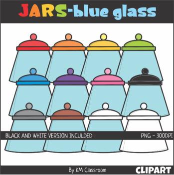 Jars Clip Art