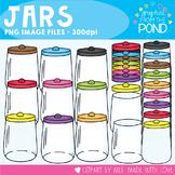Jars Clipart Set