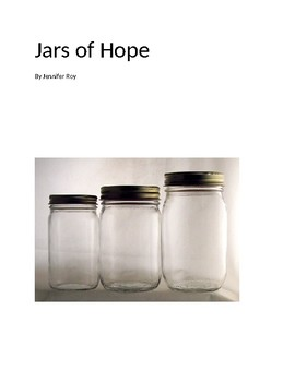 Jars of Hope by Jennifer Roy