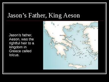 Jason and the Argonauts PowerPoint