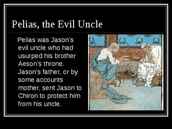 Jason and the Argonauts PowerPoint