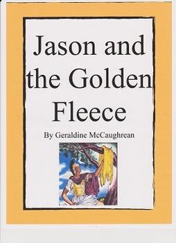 Jason and the Golden Fleece Grade 5 Imagine It
