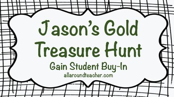 Jason's Gold Treasure Hunt