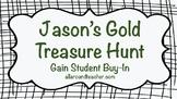 Jason's Gold Treasure Hunt