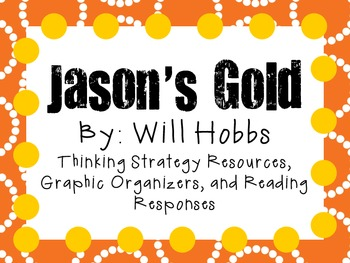 Jason's Gold by Will Hobbs: Character, Plot, Setting
