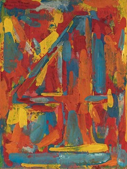 Jasper Johns Reading Comprehension