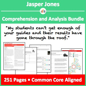 Jasper Jones – Comprehension and Analysis Bundle
