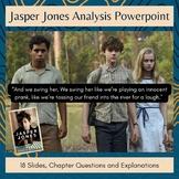 Jasper Jones Analysis Powerpoint