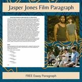 Jasper Jones Film Sample Essay Paragraph