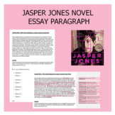 Jasper Jones Sample Essay Paragraph