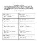 Java Circuit - Boolean Practice