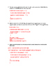 Java Programming - 2D Array Quiz
