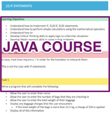 [FULL COURSE] Computer Science: JAVA PROGRAMMING