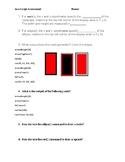 Java Script Level 1