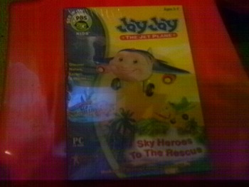 Jay Jay The Jet Plan: Sky Heroes To The Rescue