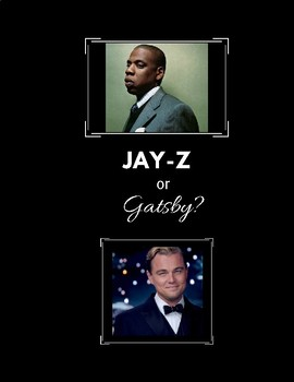 Jay Z or Gatsby? Who said it?