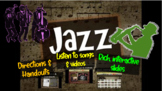 Jazz: A comprehensive & engaging Music History PPT (links, handouts & more)