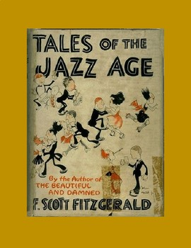 Jazz Age QR Code Assignment