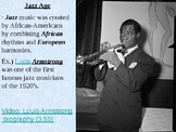 Jazz Age and Harlem Renaissance PowerPoint Presentation