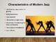 Jazz Dance in Musical Theatre Power Point