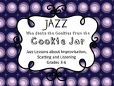 Jazz Lesson, Cookie Jar - Elementary Music