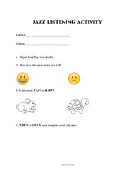 Jazz Listening