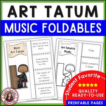Jazz Musicians: African American Jazz Musician Art Tatum - Music Listening