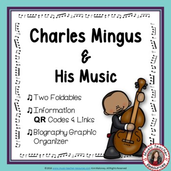 Jazz Musicians: African American Jazz Musician Charles Mingus - Music Listening