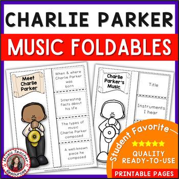 Music: Jazz Musicians - Charlie Parker - Music Listening